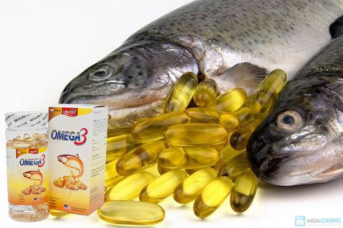Omega 3 ALASKA - Giúp giảm cholesterol, chống lão hóa... - 4