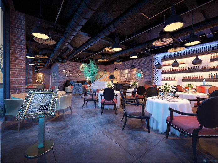 Ẩm thực Âu - Á nhà hàng Brickhouse - 3