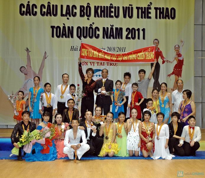 Khóa học Khiêu Vũ Thể Thao tại CLB KVTT Hải Phòng - 2
