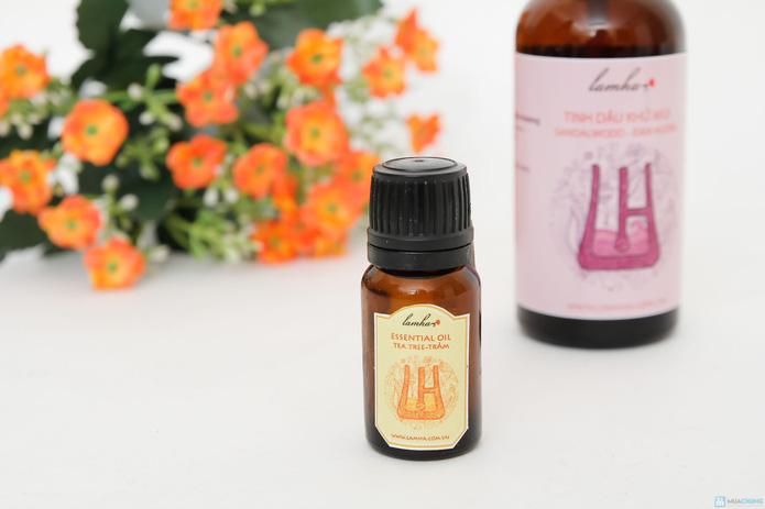 Combo 2 lọ tinh dầu khử mùi hôi cơ thể - 4