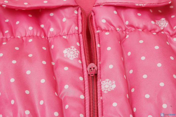 Thời trang và ấm áp với áo khoác phao cho bé gái - 6
