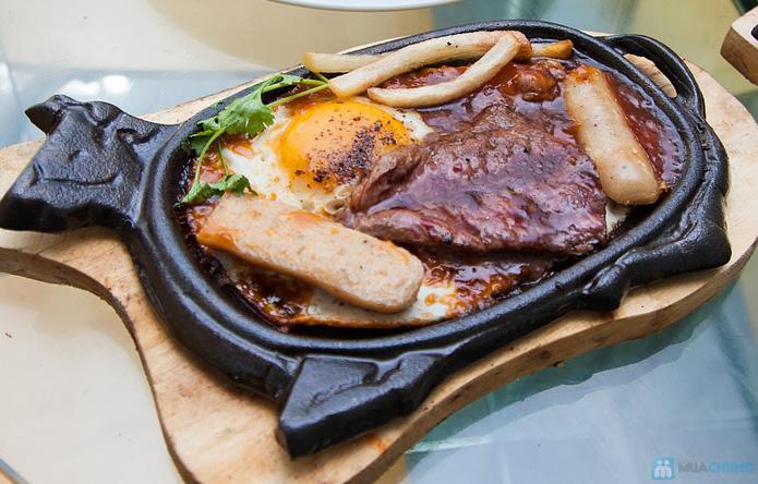 Combo 2 phần bò bít tết tại NH Ẩm thực Sài Gòn - 3