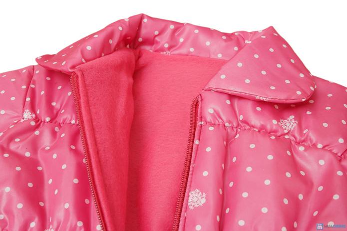 Thời trang và ấm áp với áo khoác phao cho bé gái - 8