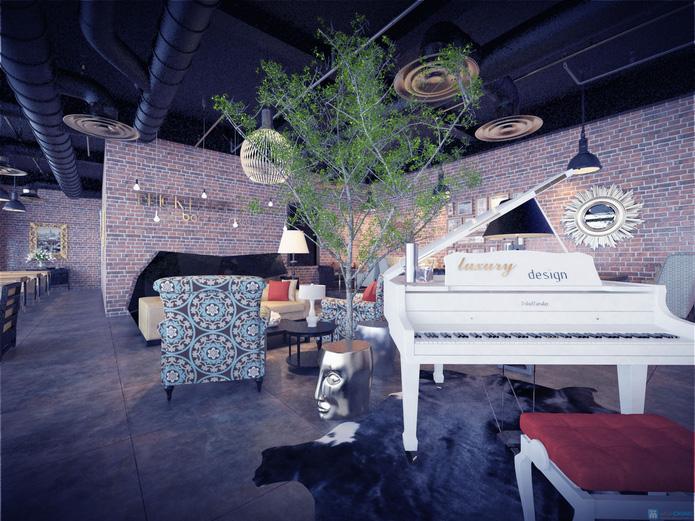 Ẩm thực Âu - Á nhà hàng Brickhouse - 5
