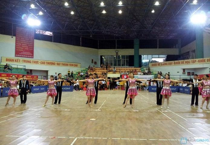 Khóa học Khiêu Vũ Thể Thao tại CLB KVTT Hải Phòng - 3