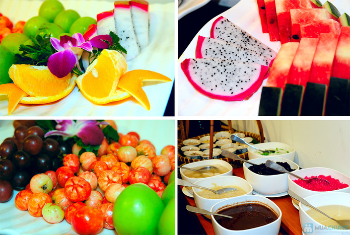 Buffet Gánh buổi tối tại Khách sạn Bông Sen - 6