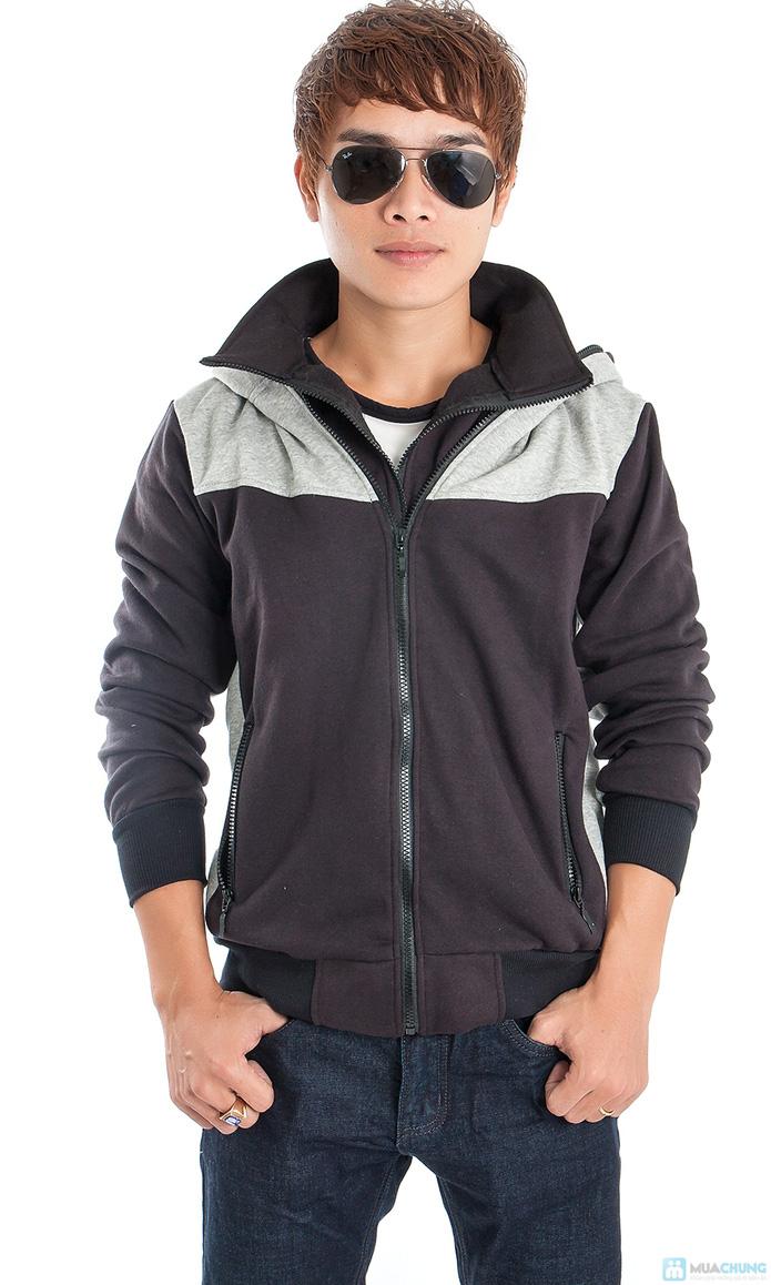 Phong cách mạnh mẽ với áo khoác nam - 6