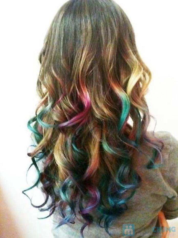 Phấn nhuộm màu tóc Highlight - 6