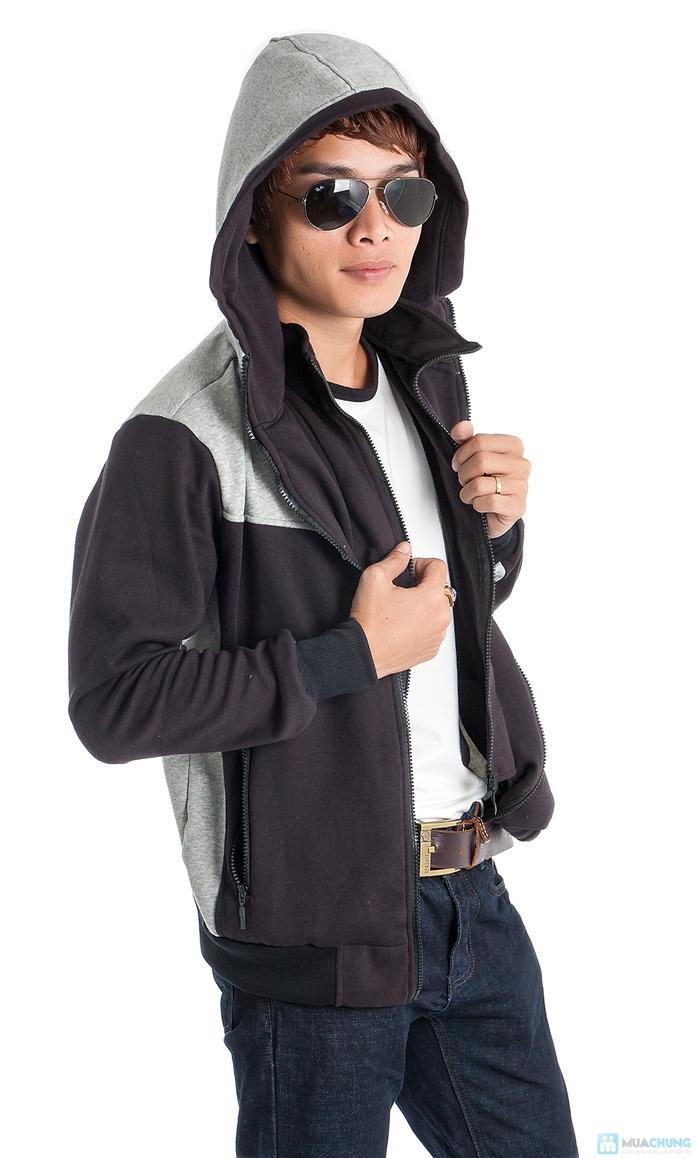 Phong cách mạnh mẽ với áo khoác nam - 1