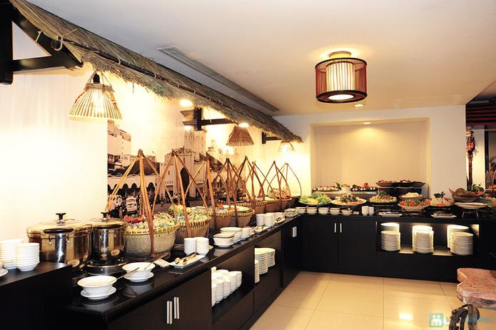 Buffet Gánh buổi tối tại Khách sạn Bông Sen - 2