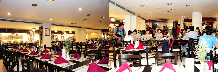 Buffet Gánh buổi tối tại Khách sạn Bông Sen - 10
