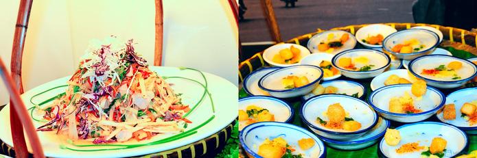 Buffet Gánh buổi tối tại Khách sạn Bông Sen - 4