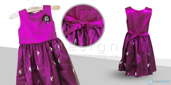 Váy công chúa xinh xắn cho bé gái - 7