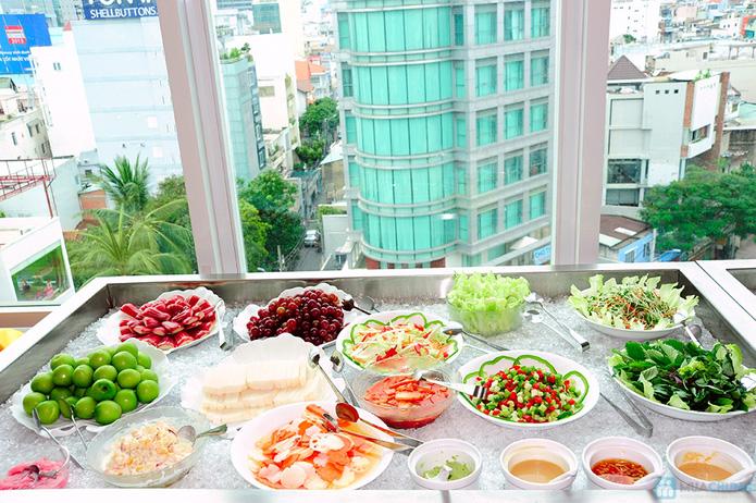 Buffet BBQ nướng Phú Nhuận Plaza - 8