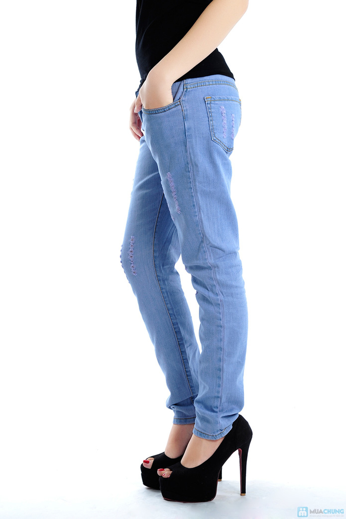 Quần jean nữ xuất khẩu - 2