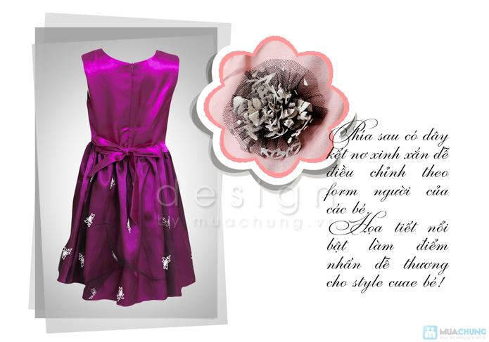 Váy công chúa xinh xắn cho bé gái - 5