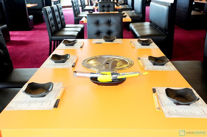 Buffet BBQ nướng Phú Nhuận Plaza - 19