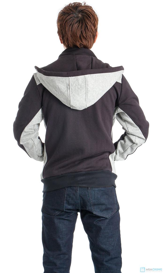 Phong cách mạnh mẽ với áo khoác nam - 2