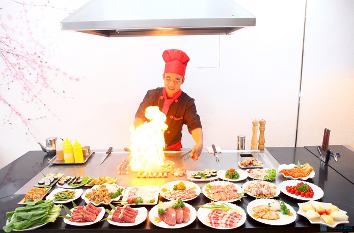 Tư vấn cách bố trí bếp công nghiệp trong nhà hàng