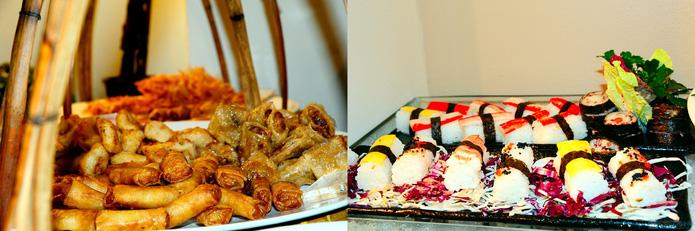 Buffet Gánh buổi tối tại Khách sạn Bông Sen - 3