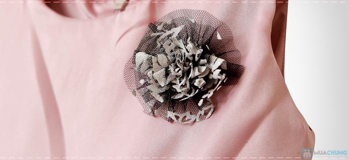 Váy công chúa xinh xắn cho bé gái - 6