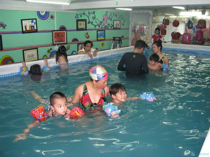 Cuối tuần bổ ích với khóa học bơi bể bơi nước nóng - 7
