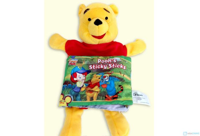Sách vải kèm rối tay cho bé - 9