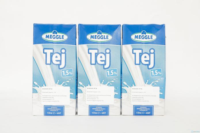 combo 6 hộp sữa Meggle Tách kem loại 1L của Đức - 6