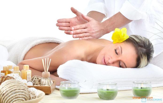 100 phút massage bấm huyệt + body vật lý trị liệu tại Thanh Vy Spa - 1