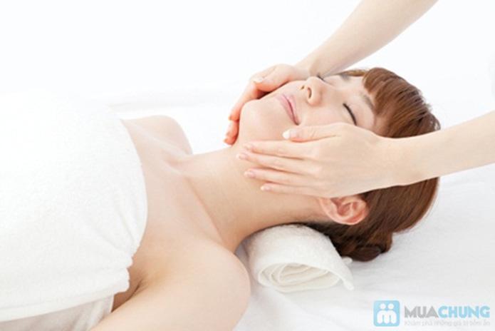 Chăm sóc da mặt hoặc Massage body đá nóng tại Spa Bảo Ngọc - 3