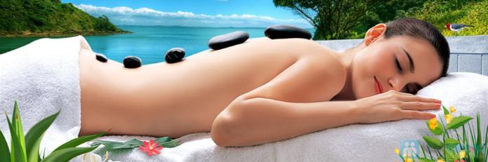 Chăm sóc da mặt hoặc Massage body đá nóng tại Spa Bảo Ngọc - 8