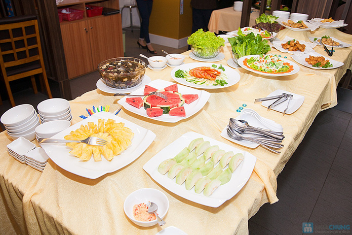 Buffet Trưa Nướng & Lẩu - Nhà Hàng Tokyo Yakiniku - 6