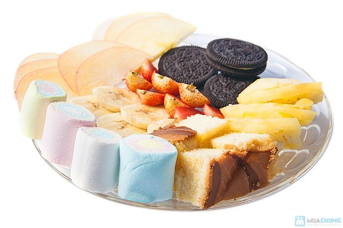Lẩu kem tại cửa hàng bánh kem Bcake - 4