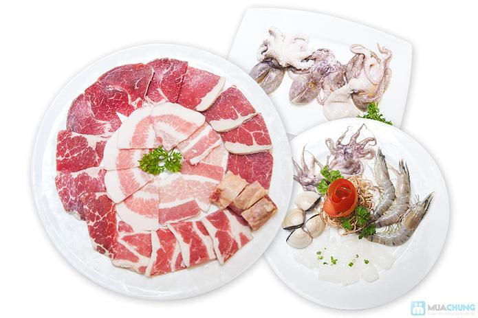 Buffet Trưa Nướng & Lẩu - Nhà Hàng Tokyo Yakiniku - 35