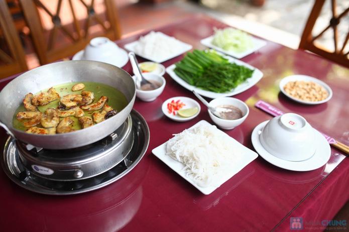 Set ăn chả cá lã vọng dành cho 2 người tại Nhà hàng Đà Nẵng Phố - 3