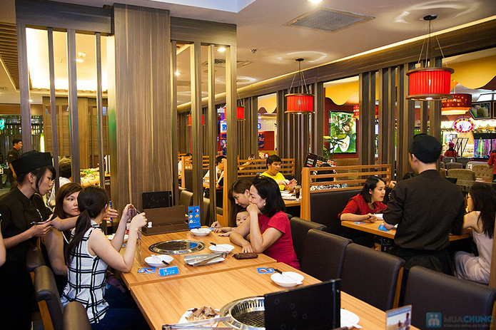 Buffet Trưa Nướng & Lẩu - Nhà Hàng Tokyo Yakiniku - 8