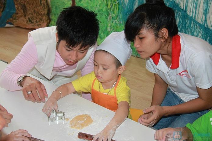 Phiếu sử dụng DV làm bánh tết  dành cho bé tại SAM & SIM - 11