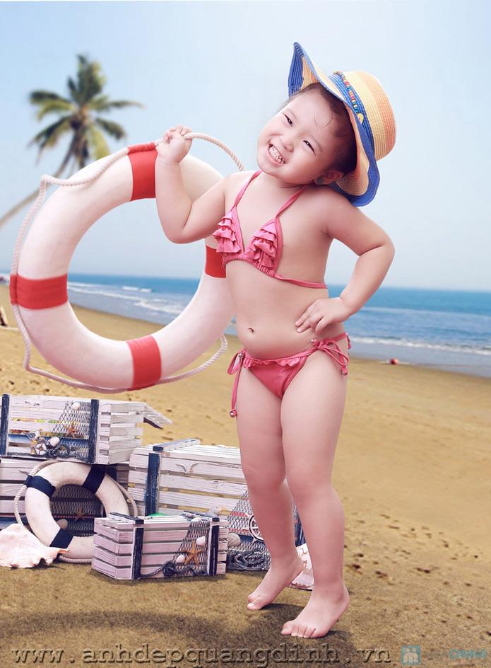 Chụp ảnh cho bé tại studio Ảnh đẹp Quang Định - 21