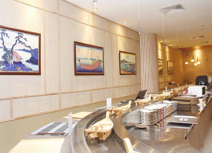 Set ăn 2 người tại nhà hàng Nhật Bản Kobunesushi Royal - 11