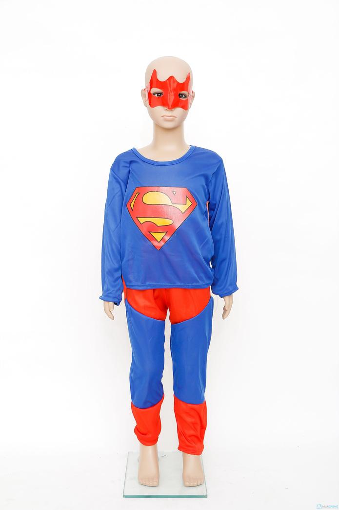 Bộ quần áo người nhện cho bé - 2
