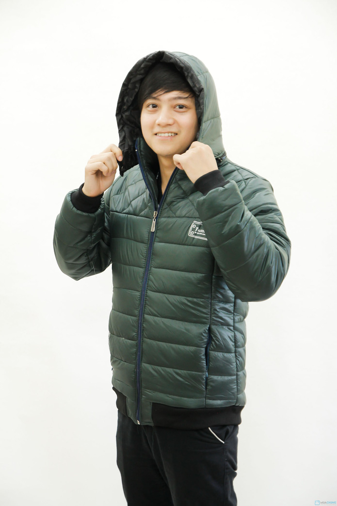 áo phao ấm áp cho nam - 3