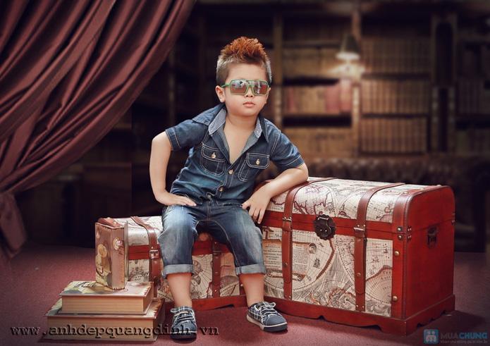 Chụp ảnh cho bé tại studio Ảnh đẹp Quang Định - 22