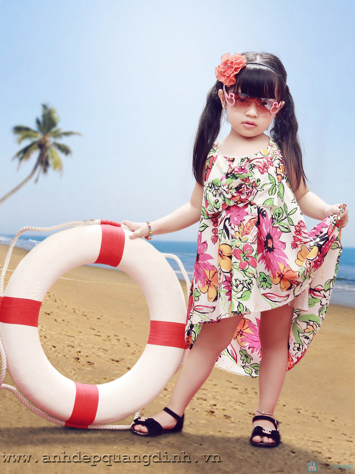 Chụp ảnh cho bé tại studio Ảnh đẹp Quang Định - 25