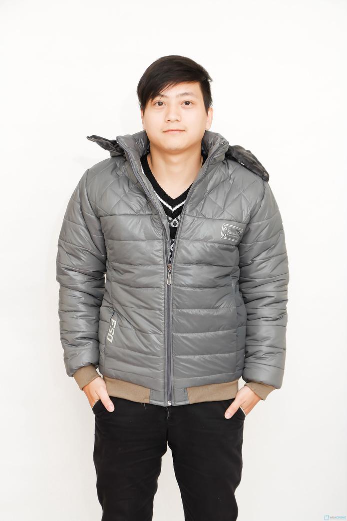 áo phao ấm áp cho nam - 1