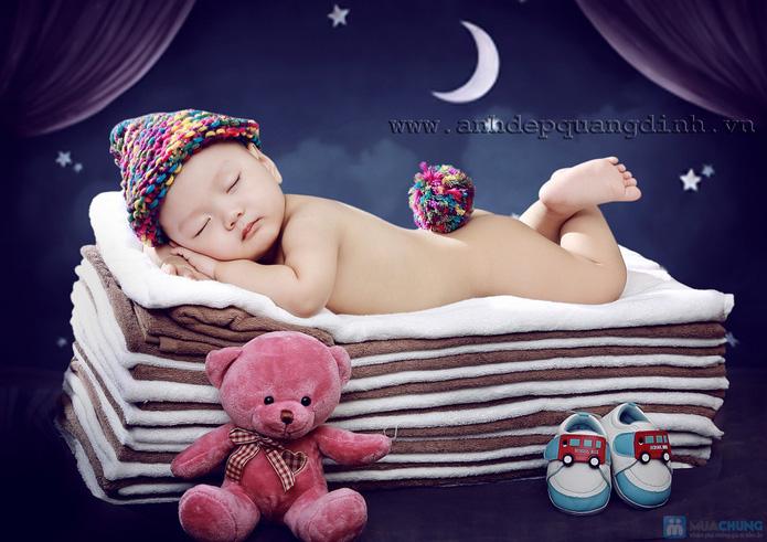 Chụp ảnh cho bé tại studio Ảnh đẹp Quang Định - 11