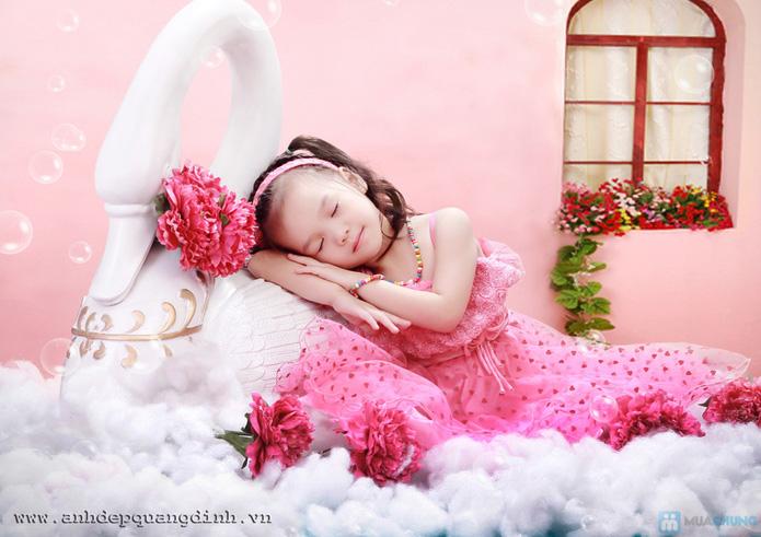 Chụp ảnh cho bé tại studio Ảnh đẹp Quang Định - 16