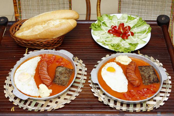 Set ăn 2 người tại quán Cà chua 9 - 3