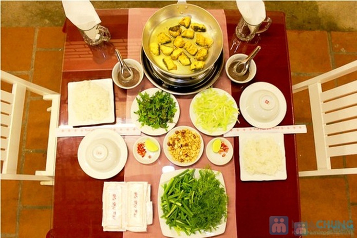 Set ăn chả cá lã vọng dành cho 2 người tại Nhà hàng Đà Nẵng Phố - 1