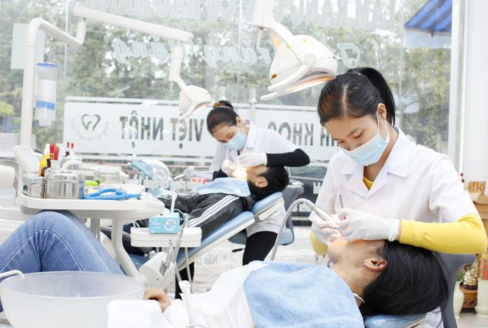 Hàn răng công nghệ cao tại Nha khoa Việt Nhật - 6