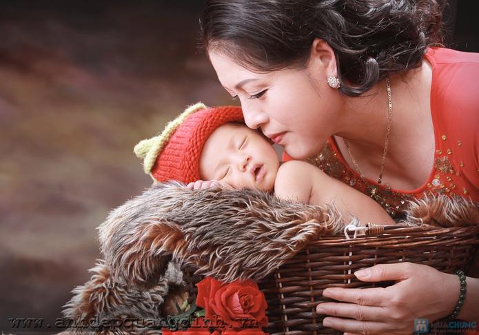 Chụp ảnh cho bé tại studio Ảnh đẹp Quang Định - 4